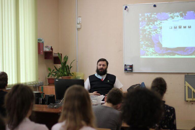 Встреча с Виктором Николаевичем Куприянчук